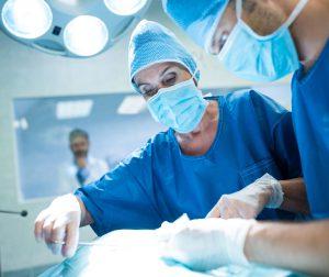 جراحة القلب المفتوح (تطعيم الشريان التاجي)